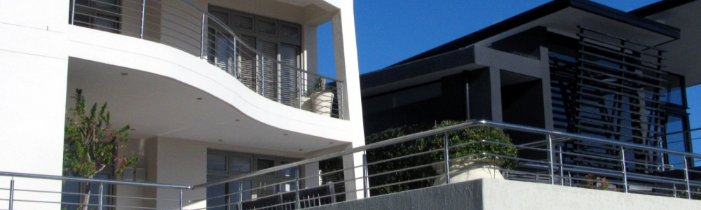 Stainless steel balustrades handrailing cape town arcrite engineering