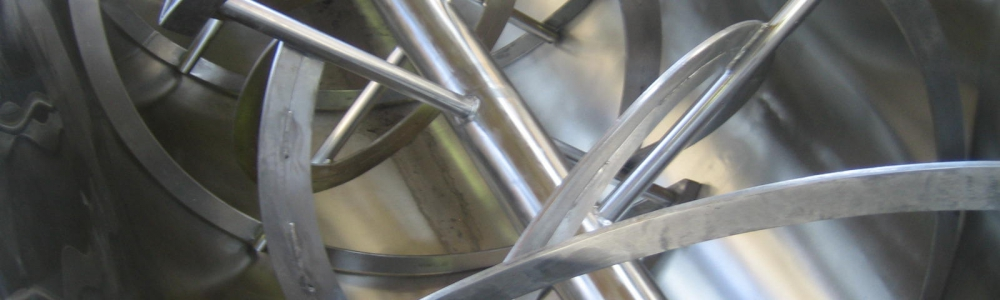 Arcrite Engineering ribbon blender