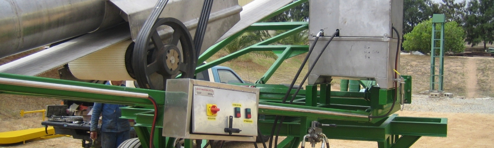Arcrite Engineering belt Conveyors Materials Handling