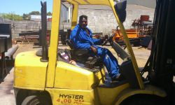 4 ton forklift arcrite engineering