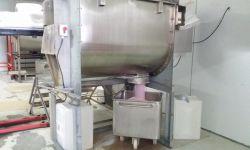 500kg ribbin blender, 1995 model