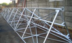 tubular structural steel arcrite engineering cape town