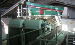 scrap metal transfer conveyor for sifting plant arcrite engineering