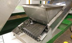 high speed transfer conveyors for bulk products arcrite engineering