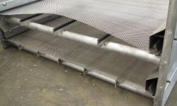 stainless steel vibratory seperator sieves arcrite engineering