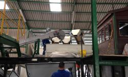 stainless steel transfer conveyors arcrite engineering cape town