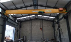 10 tonne electric cross travel crane arcrite engineering