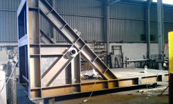 Heavy structural manufacture