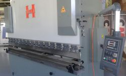 160T x 3.0m HELI hydraulic press brake arcritee engineering