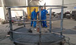 cat ladders specialized fire ladders steel structures arcrite engineering cape town