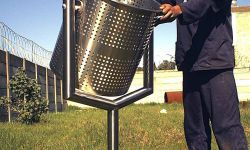 stainless steel dustbins and wast bins arcrite engineering