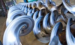 helicoid continuous flighting screw conveyors cape town
