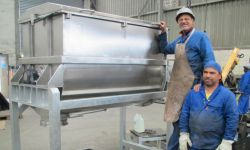 ribbon blender 500kg cape town south africa arcrite engineering