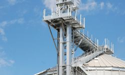 Bucket elevators manufactured by arcrite engineering